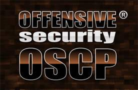 Offensive Security Certified Professional - OSCP