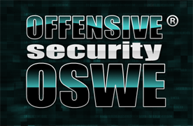 Offensive Security Web Expert - OSWE